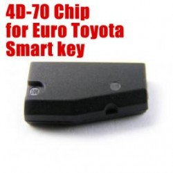 Chip Transponder in  Carbonio ID70 TOYOTA