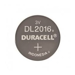 Duracell Electronics CR2016