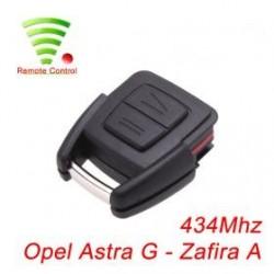 Radiocomando Opel Astra G/ Zafira A Due  Tasti - 434 Mhz