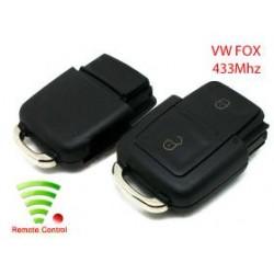 Radiocomando Volkswagen Due Tasti - 433Mhz