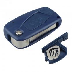 Guscio Fiat Blu Flip Tre Tasti Sip22