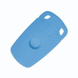 Cover Silicone BMW  Azzurro