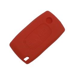 Cover Silicone Citroen-Peugeot Rosso