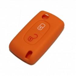 Cover Silicone Citroen-Peugeot Arancione