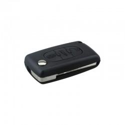 Guscio Citroen/Peugeot 3 Tasti Flip HU83 Batteria su Guscio