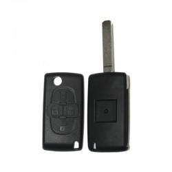 Guscio Citroen/Peugeot Flip 4 Tasti HU83