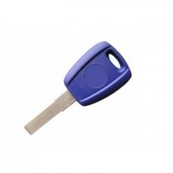 Chiave  Predisposizione Transponder Fiat SIP22 Blu