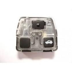 Telecomando Toyota 3 Tasti - 434Mhz