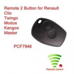 Radiocomando Renault Due Tasti - 434 Mhz