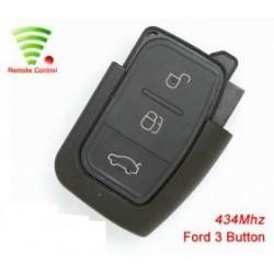 Radiocomando Ford Tre Tasti - 434 Mhz