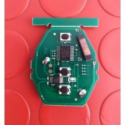 Radiocomando Bmw 5 Series CAS2  Tre Tasti -  PCF 7942 - 434 Mhz