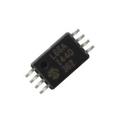 Chip di Memoria 93LC66A SOP8