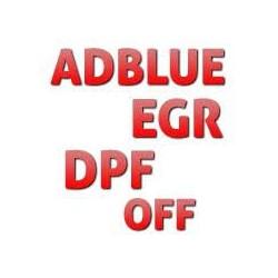 EGR - DPF - AD BLU - AUTO
