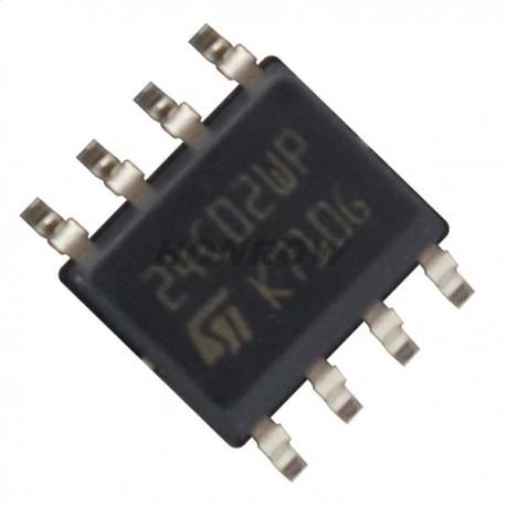 EEPROM SMD 24C02WP