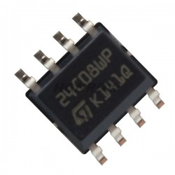 EEPROM SMD 24C08