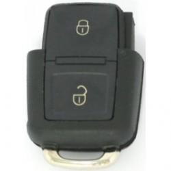 Radiocomando Volkswagen Due Tasti - 433 Mhz