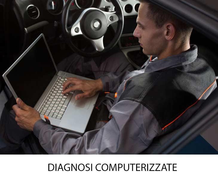 Diagnosi alle componenti elettroniche e ricambi elettronici ed elettrici