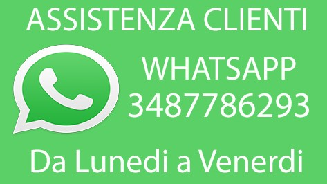 Assistenza Clienti Whats App